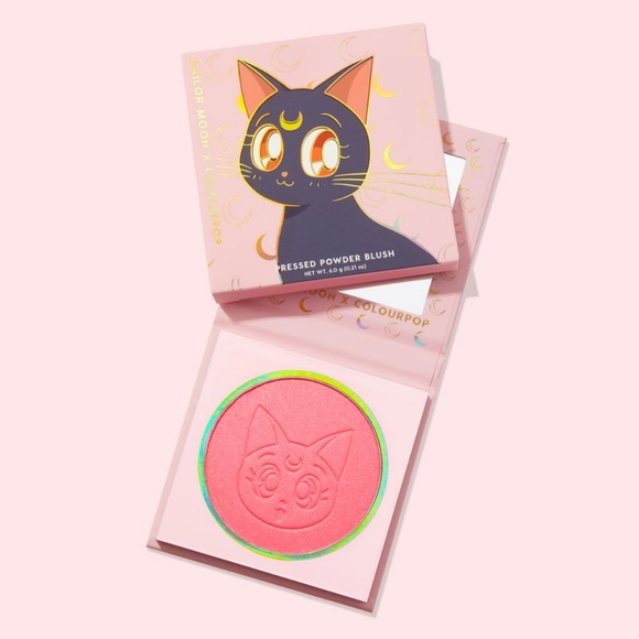 "Colourpop Other - 🌙 Sailor Moon ""Cats Eye"" Blush Compact 🌙"